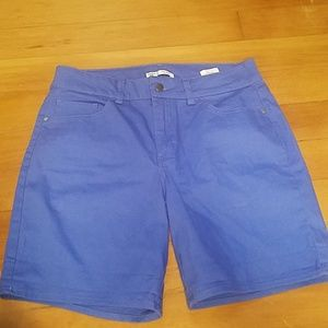Riders by Lee Misrise Shorts Size 10